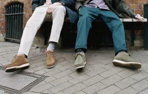 suede παπούτσια χοντρή σόλα