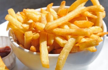 τηγανιτες πατατες