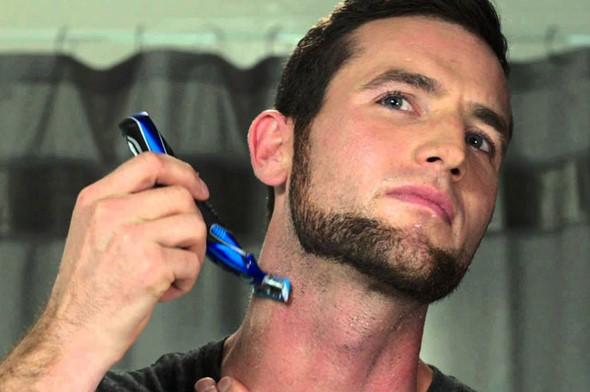 ξυρισμα για γενια