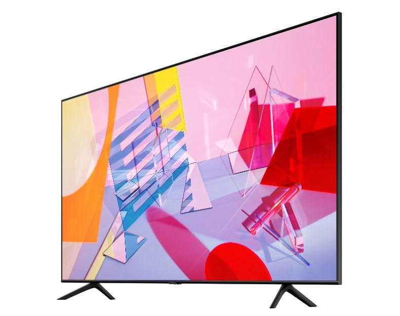 Μία από τις τηλεοράσεις που κυκλοφορούν και σίγουρα θα μας εντυπωσιάσουν, QLED tv