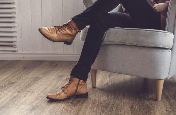 ανδρικα παπουτσια μποτακια