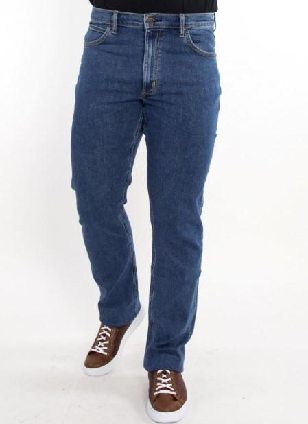 ανδρικό μεσοκάβαλο παντελόνι τζιν