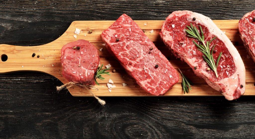 Βοδινό κρέας, αρκετά υγιεινό και νόστιμο