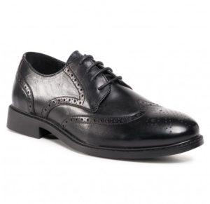 δερμάτινο brogue παπούτσι ανδρικά παπούτσια όλες ώρες