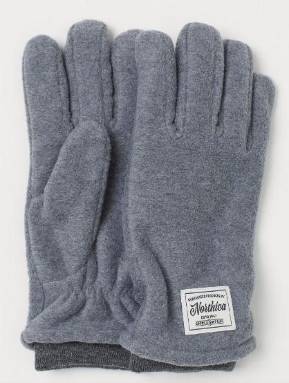 φλις αντρικά γάντια
