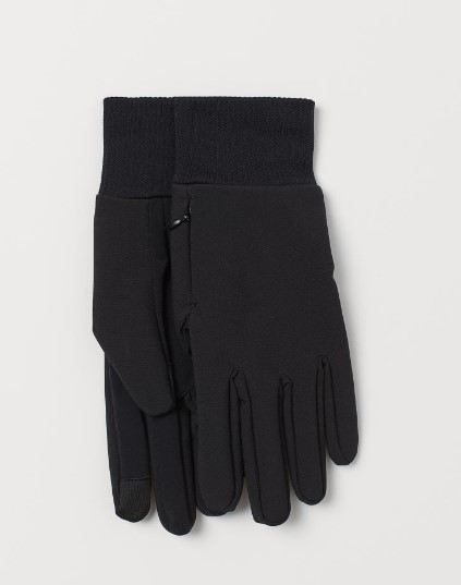 γάντια για τρέξιμο