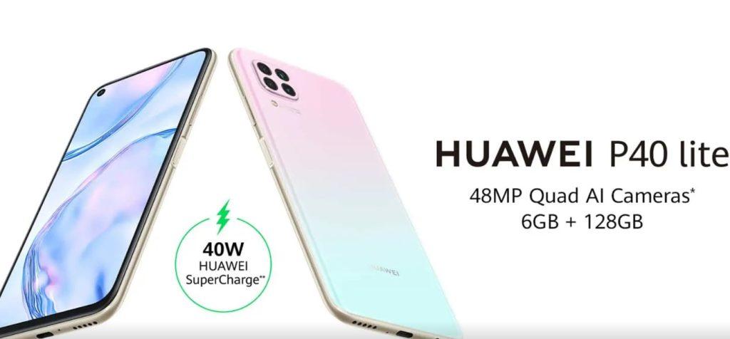 φθηνά κινητά με την καλύτερη απόδοση: huawei p40 lite