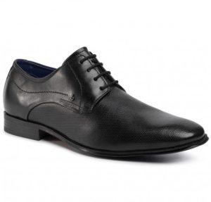 μαύρα επίσημα παπούτσια ανδρικά παπούτσια όλες ώρες