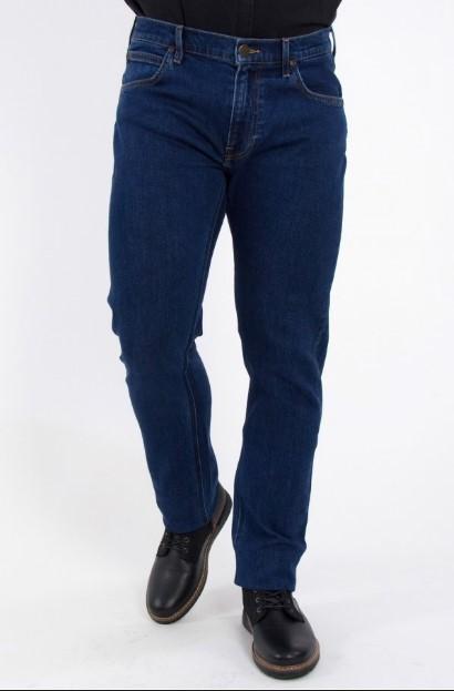 μπλε σκούρο τζιν παντελόνι ανδρικό
