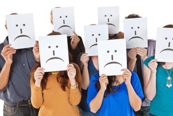 Πελάτες που είναι δυσαρεστημένοι με το προϊόν ή την υπηρεσία που προσφέρεις