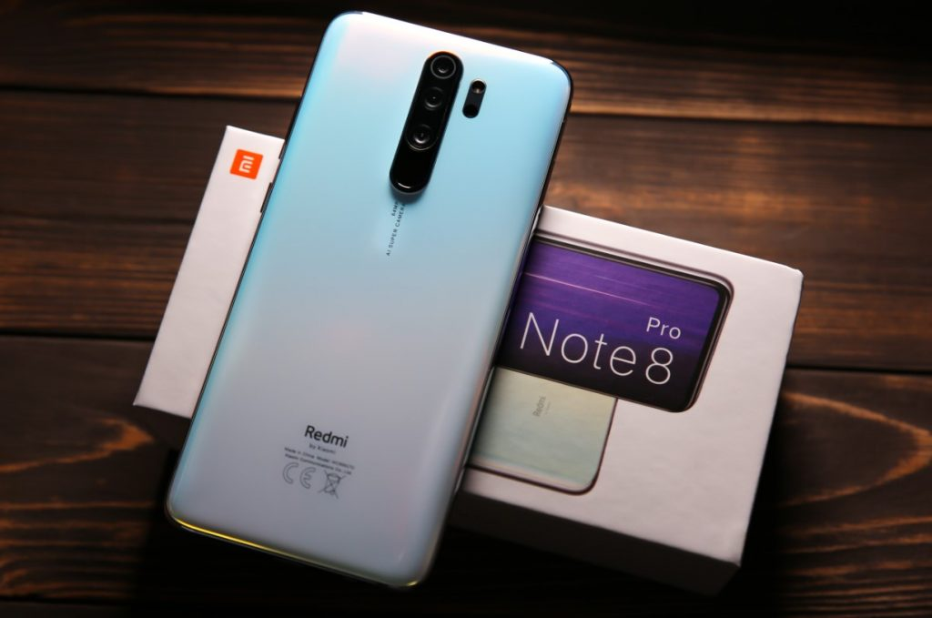 Ένα από τα καλύτερα κινητά κάτω τον 250 ευρώ: xiaomi redmi note 8 pro