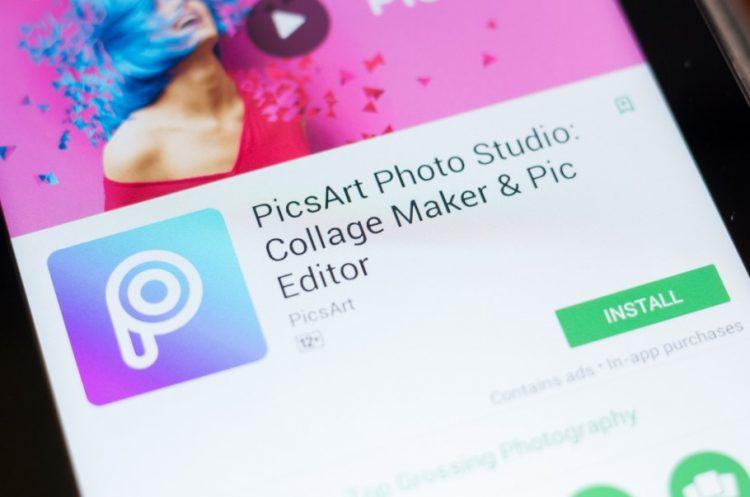 picsart πρόγραμμα φωτογραφιών