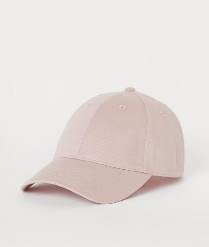 ροζ αντρικό καπέλο