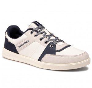 sneakers άσπρο γκρι ανδρικά παπούτσια όλες ώρες