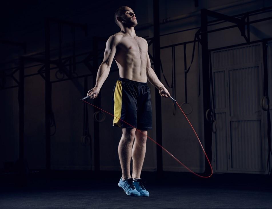 Η καλύτερη αερόβια άσκηση: σχοινάκι για χάσιμο λίπους σε όλο το σώμα