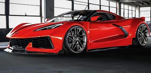 αυτοκίνητο Chevrolet Corvette Z06
