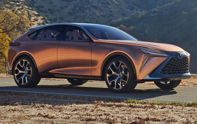 2022 Lexus LQ αμάξι
