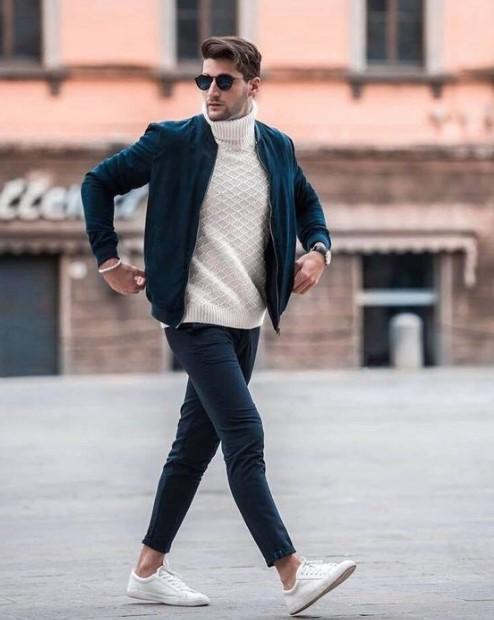 casual ανδρικό ντύσιμο