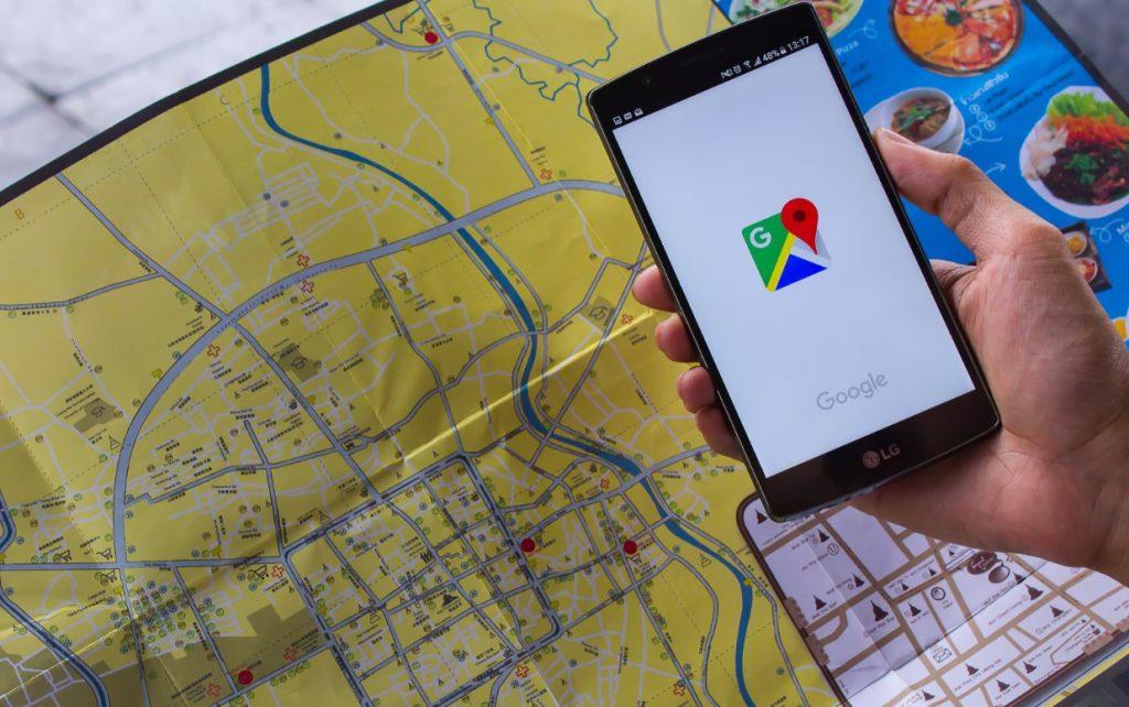 Gps-google map: κλείστο για να σώσεις μπαταρία