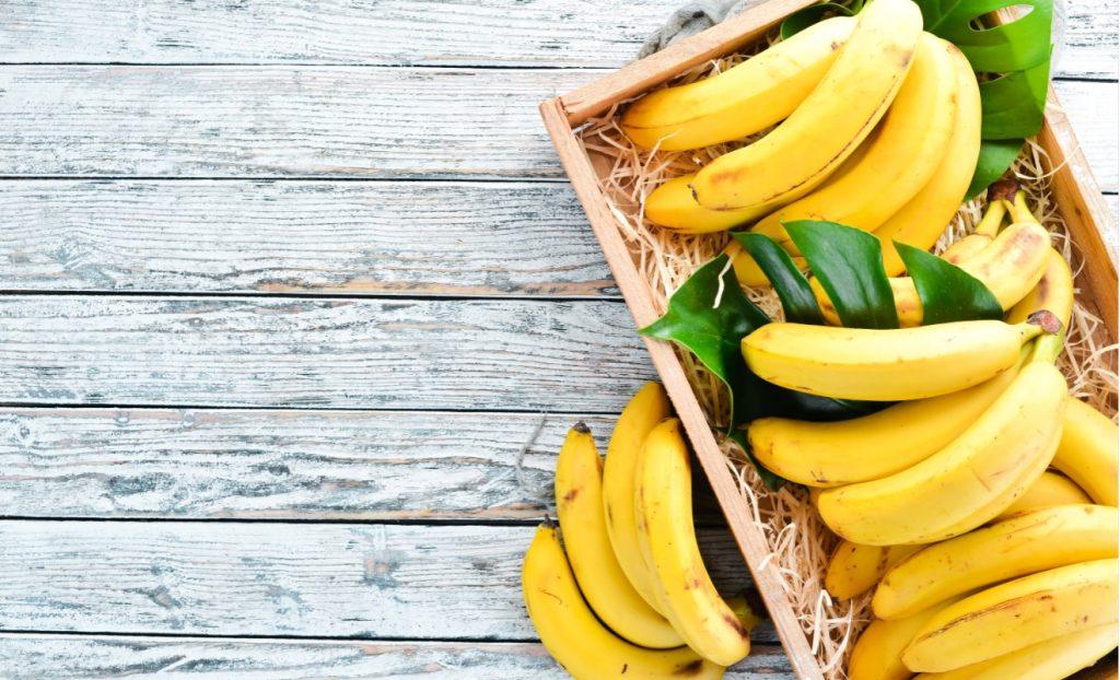 Οι μπανάνες είναι must για γεύμα μετά την προπόνηση