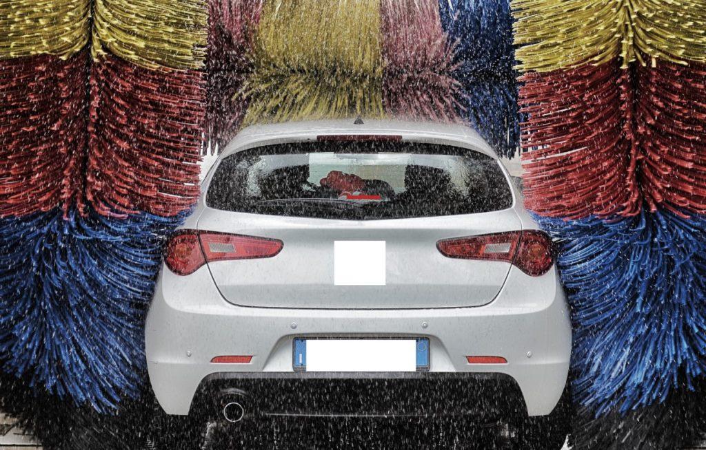 Πλυντήριο αυτοκινήτων