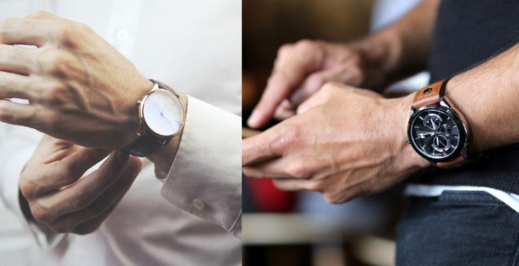 Αξεσουάρ που κάθε άνδρας πρέπει να φοράει: ρολόι