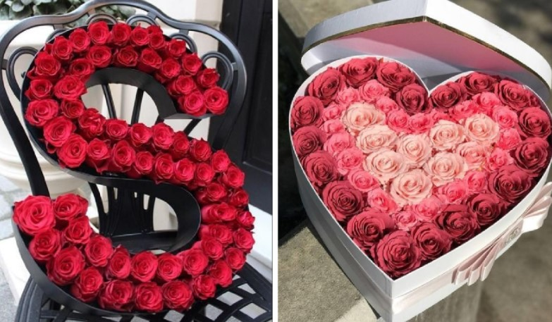 τριαντάφυλλα δώρο