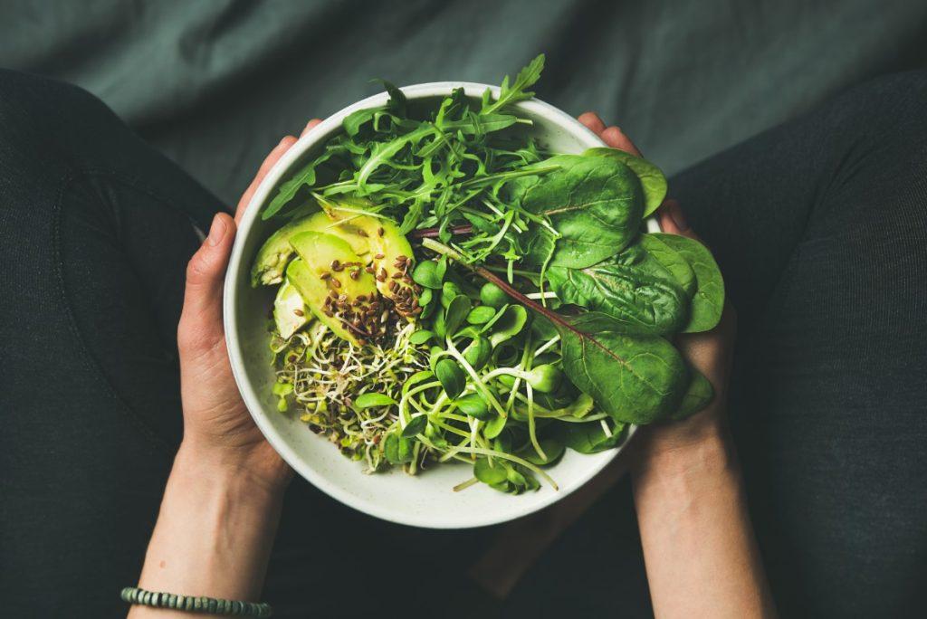 Η υγεία με τα λαχανικά, τα φρούτα, τους ξηρούς καρπούς είναι συνδεδεμένη
