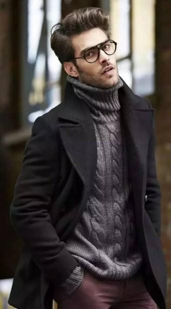 χειμερινό ανδρικό ντύσιμο