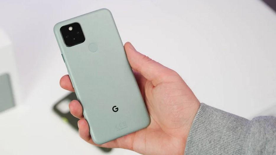 Google Pixel 5 κινητό 2021
