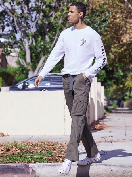 ανδρικό cargo παντελόνι