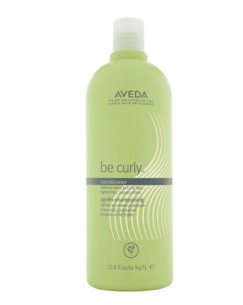 aveda conditioner be curly