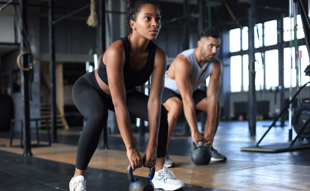 Έντονο πρόγραμμα γυμναστικής