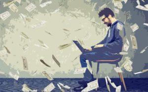 επικεντρώνεσαι στα χρηματα
