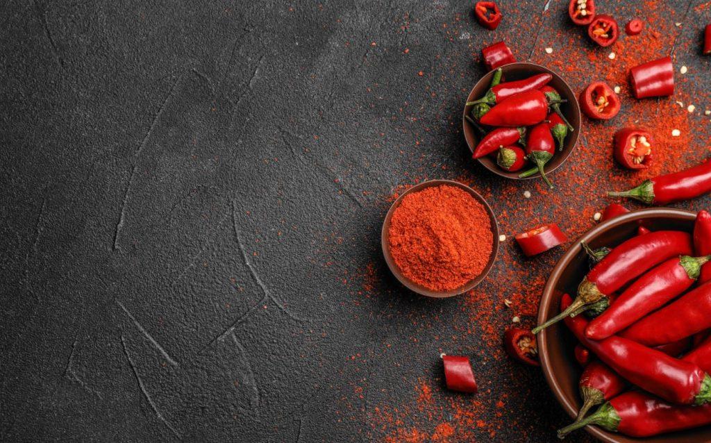 Κόκκινες πιπεριές για να αυξήσουμε τον μεταβολισμό