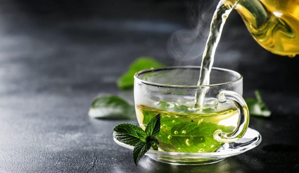 Πράσινο τσάι αντί για καφέ