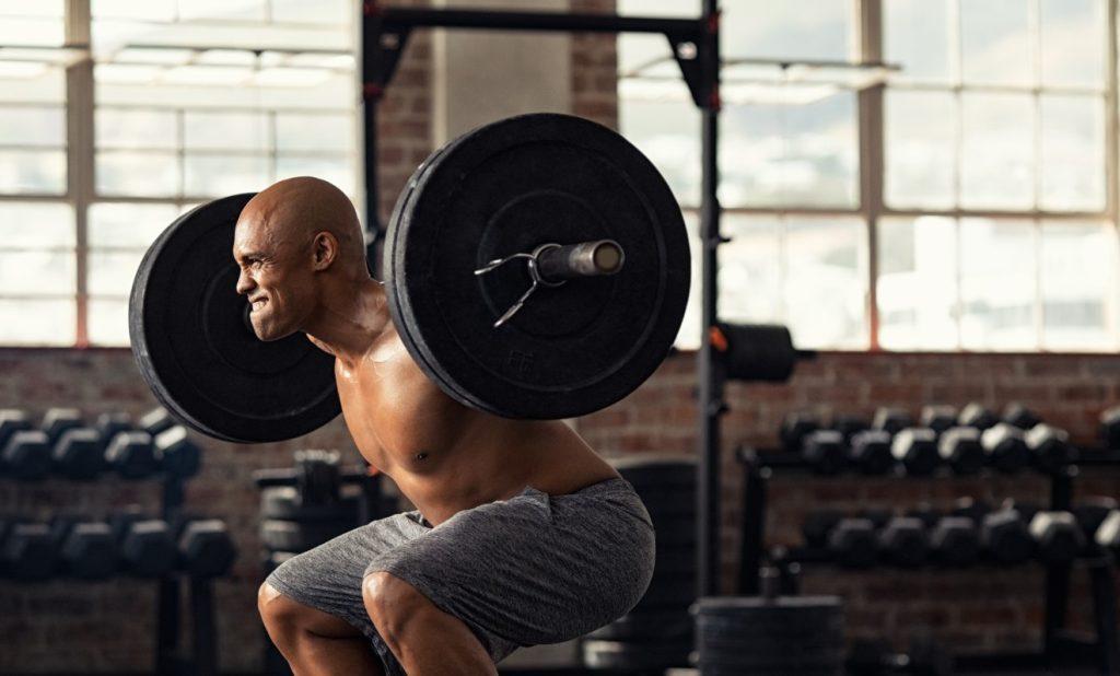 Ισομετρική σε κάθισμα-squat