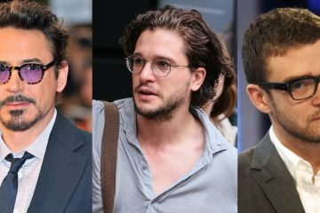 χτενίσματα για άντρες με γυαλιά μυωπίας the-man.gr