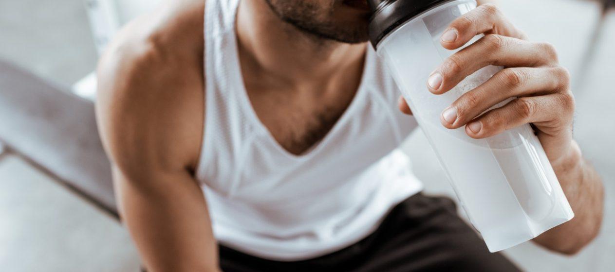 τι να μην πιεις πριν την προπόνηση