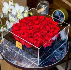 κόκκινα forever roses δώρα Αγίου Βαλεντίνου