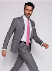 ροζ γραβάτα