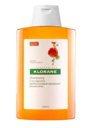 klorane shampoo καπουτσίνο