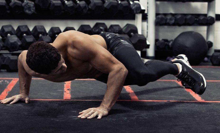 spiderman plank