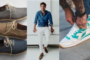 αντρικά παπούτσια καλοκαίρι 2021