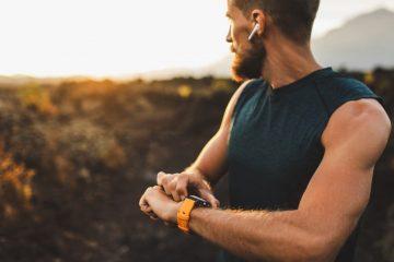 πρωινή γυμναστική-τρέξιμο