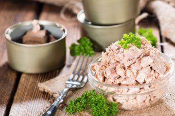 τόνος: τροφή που θα σε χορτάσει εύκολα και άρα μπορείς να χάσεις κιλά