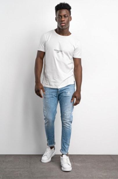 τζιν ανοιχτόχρωμο παντελόνι Cosi jeans άνοιξη- καλοκαίρι 2021