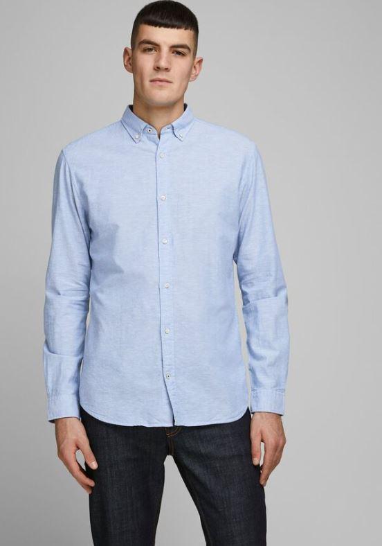 γαλάζιο πουκαμισο