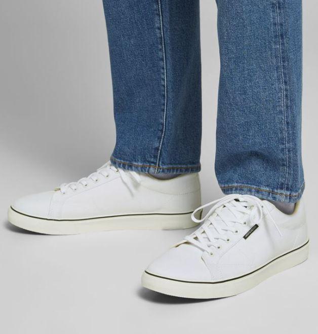 λευκα υφασματινα παπουτσια