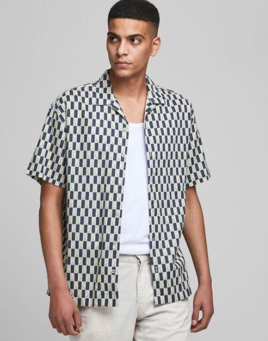πουκαμισο σκακιερα